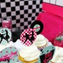 50's-rock-party-cupcake-picks