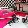 50's-rock-party-centerpiece-cars-4