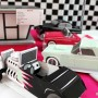 50's-rock-party-centerpiece-cars-3