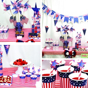 4th-of-july-party-collage