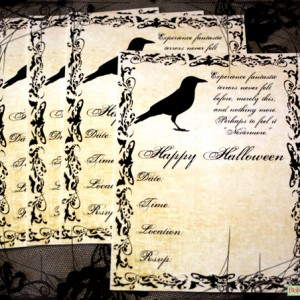 vintage-halloween-party-invitations