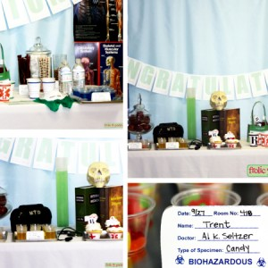 medical-doctor-party-collage