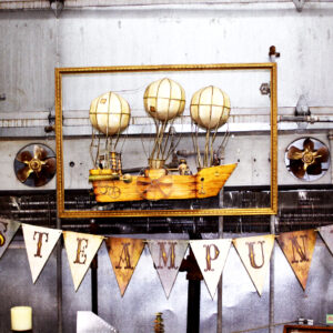 steampunk-party-banner