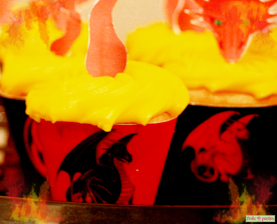 dragon's-lair-cupcake-wrappers