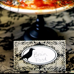 Halloween Place Cards 2