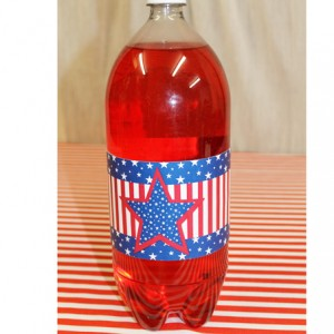 Stars and Stripes Bottle
