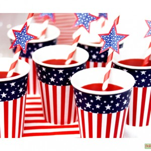 Stars-and-Stripes-Cup Holders