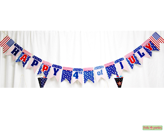 Stars-and-Stripes-Happy 4th of July Banner