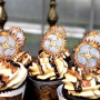Steampunk Cupcake Picks IV
