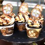 Steampunk Cupcake wrappers II