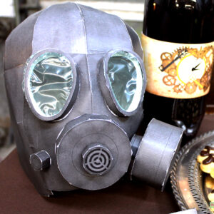 Steampunk Gas Mask II