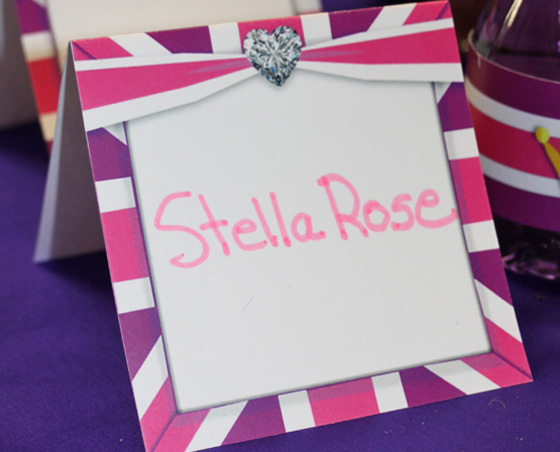 princess_place_cards